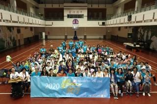 「2020夢飛行」澎湖之旅 小禎、林柏妤陪36名身心障礙學童圓夢